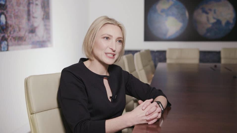 Claudia Colchester