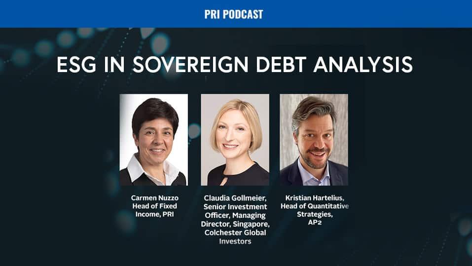 Sovereign Debt Analysis
